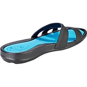arena Athena Hook Sandals Dame black-turquoise